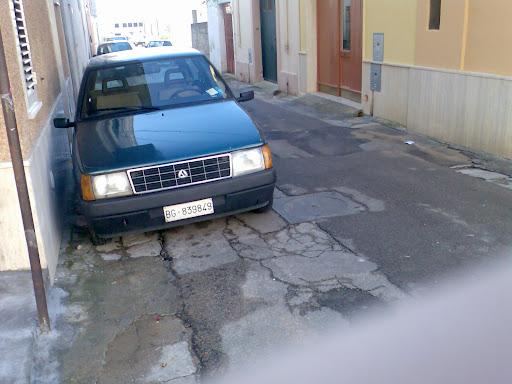 Puglia, natale 2007 Y10 Fire