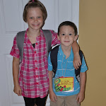 2010 - 1st Day of School