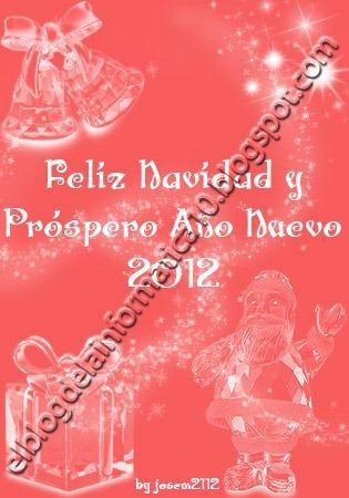 Felicitación de Navidad 2011/2012