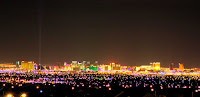 Vegas Skyline By: Lanie Crossman