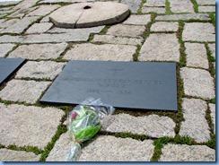 1440 Arlington, Virginia - Arlington National Cemetery - President J. F. Kennedy Gravesite