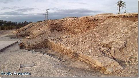 Murallas de Ilici - Yacimiento de la Alcudia - Elche