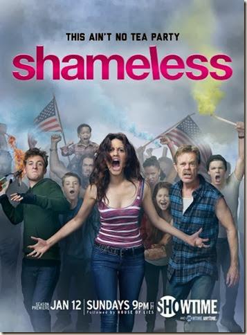 Shameless - poster 4 stagione