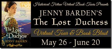 The Lost Duchess_Tour Banner_FINAL