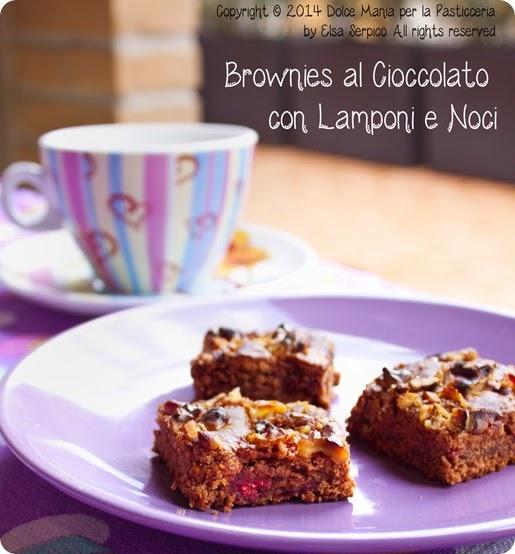 Brownies-con-lamponi-e-noci-6