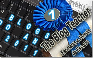 blog participante - Escolares e Jornais de Escolas - The Blog Teacher