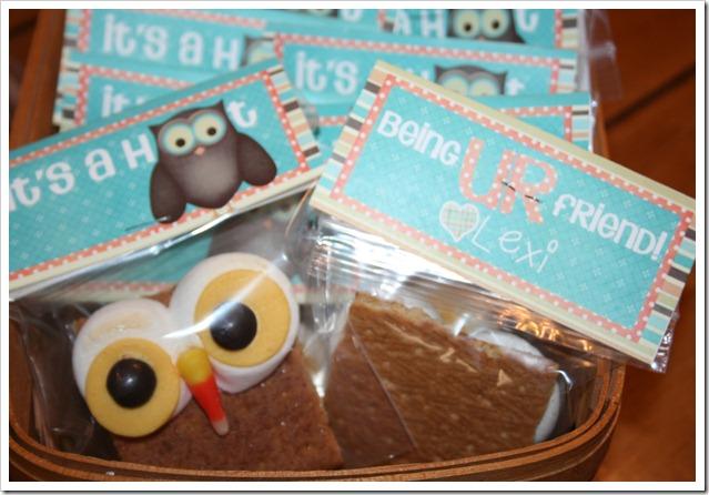 owl cookies 030