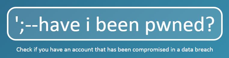 Have I been pwned? logo