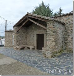 Casa natal de Gabriel y Galn en Frades de la Sierra