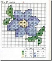 Ponto Cruz-Cross Stitch-Punto Cruz-Punto Croce-Point de Croix-233