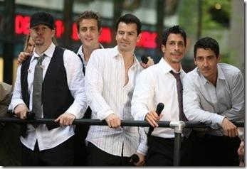 nkotb en monterrey 2012 arena CD Mexico Boletos precios