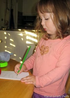 Prewriting for Young Children