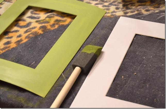 painted mats