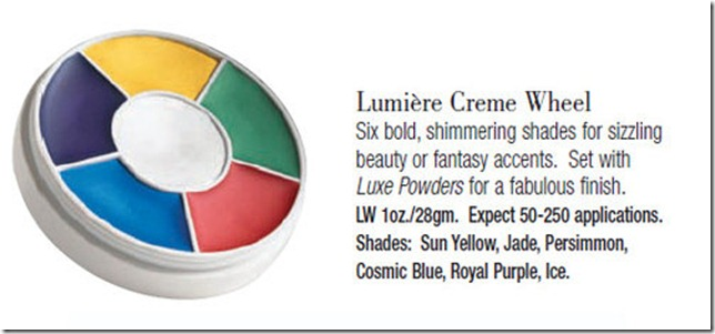 Lumiere-Creme-Wheel