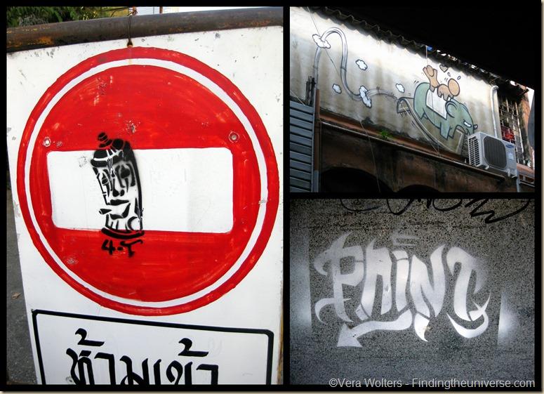 Street Art Bangkok/Chiang Mai