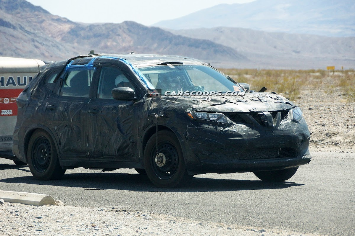 Scoop all new nissan rogue and possibly x trail suv 2014 nissan x trail rogue 2 vanachro Choice Image