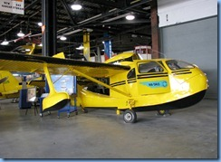 5401 Ontario - Sault Sainte Marie, ON - Canadian Bushplane Museum - Republic RC-3 Seabee