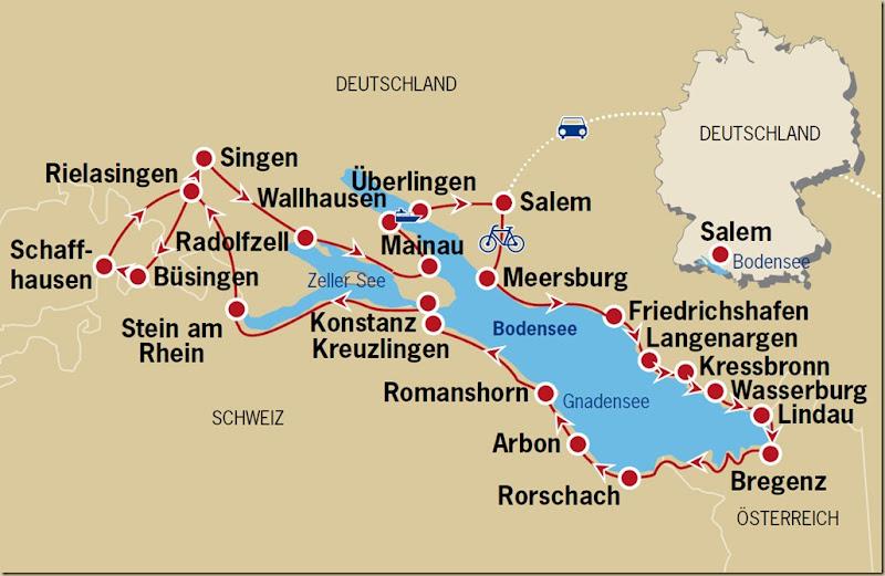 Bodensee mapa 2