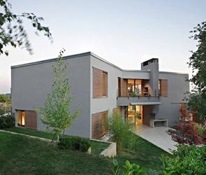 arquitectura casa moderna