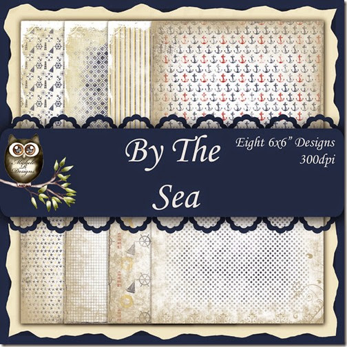 By The Sea Front Sheet