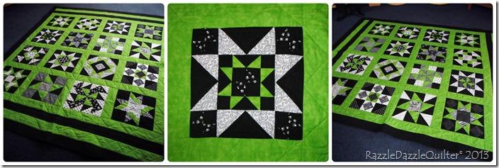 Rochelles quilt Collage