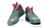 lbj10ps fake colorway miami vice 1 04 Fake LeBron X
