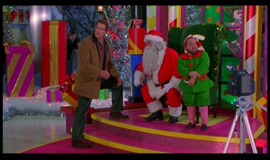 In his quest the Big Guy meets Santa himself perhaps Santa could solve the problem !
