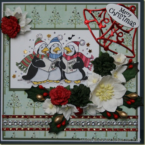 PB Carolling Penguins