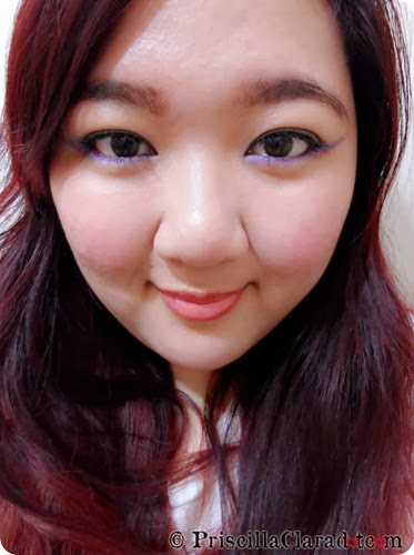Priscilla Clara beauty blogger IBB MUC Maybelline makeup Color Tattoo  2