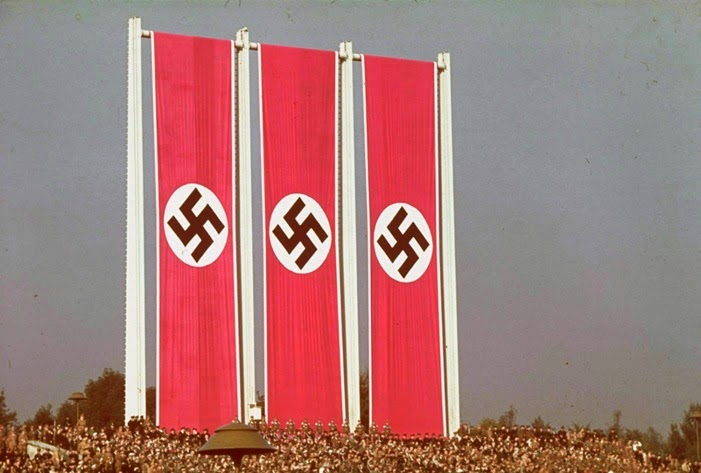 Congresso nazista em Nuremberg