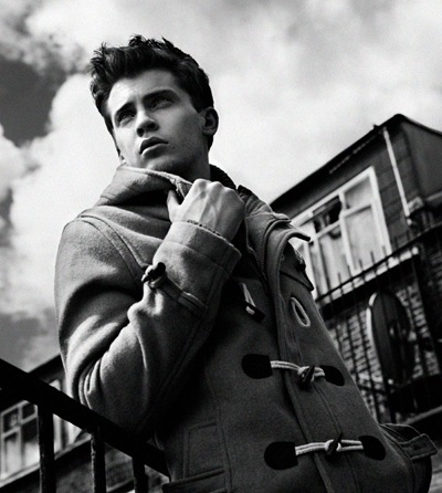 William Eustace by Txema Yeste for Pull & Bear F/W 2011