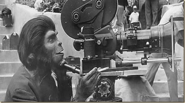 Photos étonnantes dans les coulisses de grands films