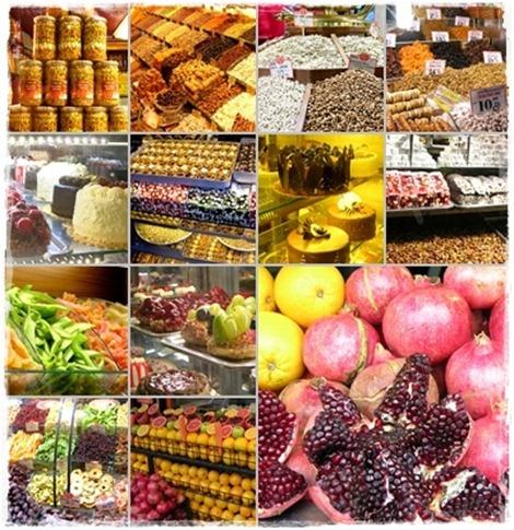 40 kryddor frukt