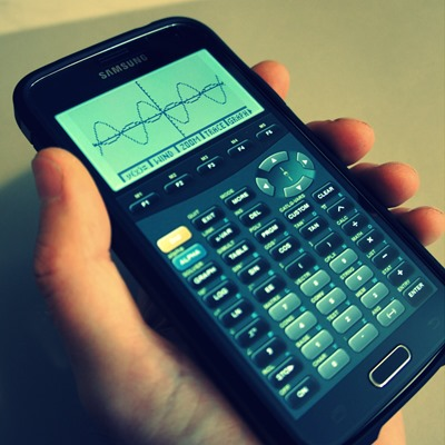 Graphing calculator emulators