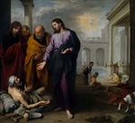 Christ Healing the Paralytic at the Pool of Bethesda
