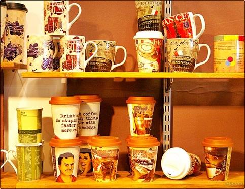 Kaffemugg Thure Nilsson