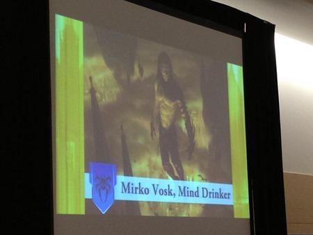 Dimir - Mirko Vosk, Mind Drinker