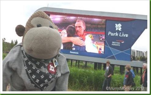 London 2012 Park Live