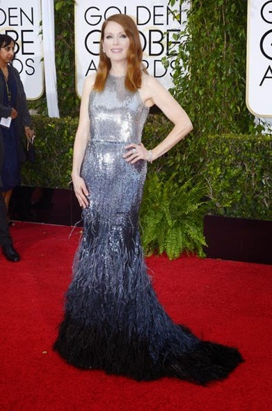 Julianne Moore de Givenchy