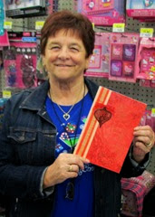 1412069 Dec 23 Barb Gets Her Christmas Card From Terry