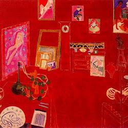 08.- Matisse. Estudio rojo