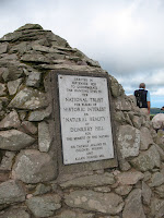 Dunkery Hill Monument.