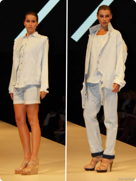 UTS the Future in Fashion Graduate Show 2012 - Sarah Vosper 1