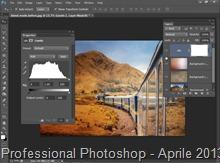 Professional Photoshop - Aprile 2013