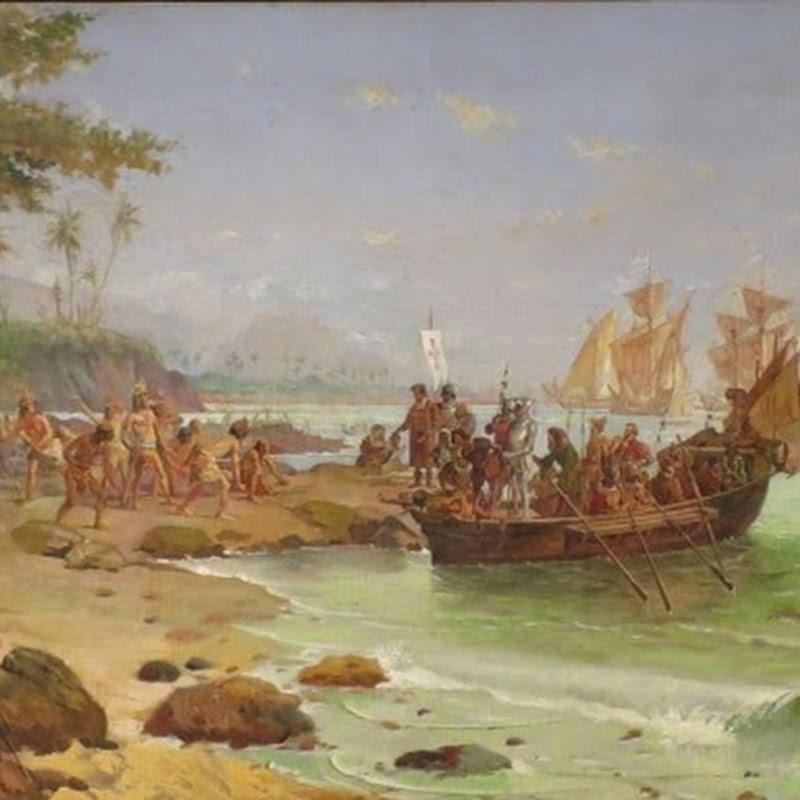 3 de maio de 1500 - A verdadeira data do descobrimento do Brasil?