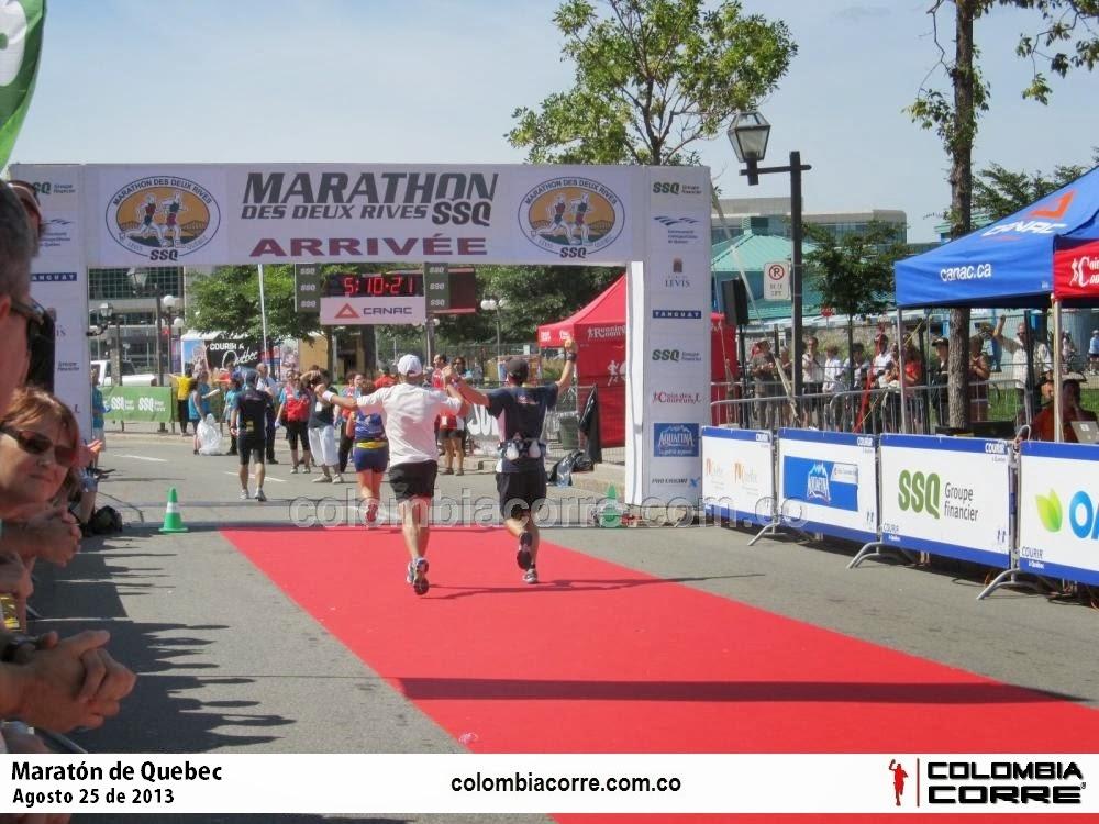 maraton de quebec