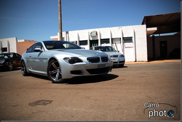 BMW M6 [2] com logo