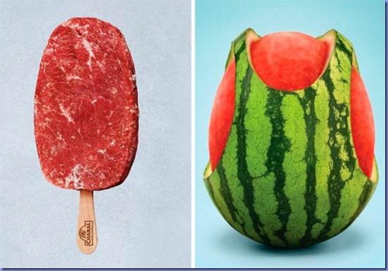 فن تشكيل الطعام عالم ريفو 2
