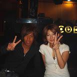 kyohei and ketan in Shinjuku, Tokyo, Japan