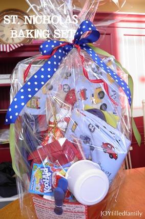 st nicholas gift basket